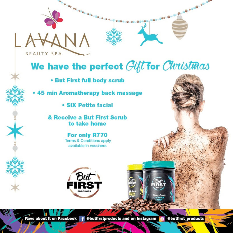 lavana beauty spa December Special