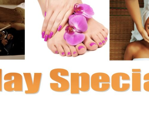 May Beauty Spa Special