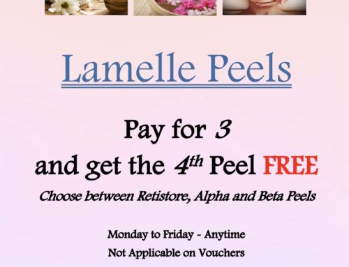 Lamelle Peel Special, Get The 4th Free