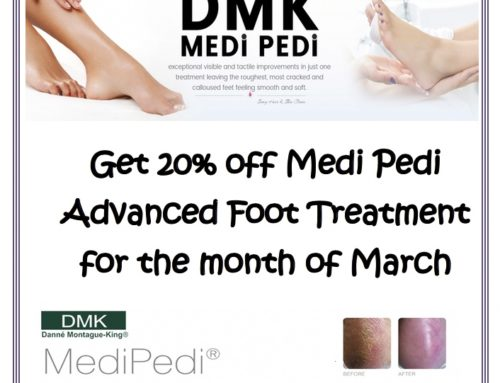 March Pedi Advanced Foot Treatment Special